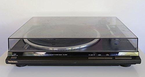 Technics SL-QD 33 automatischer Direct Drive Plattenspieler