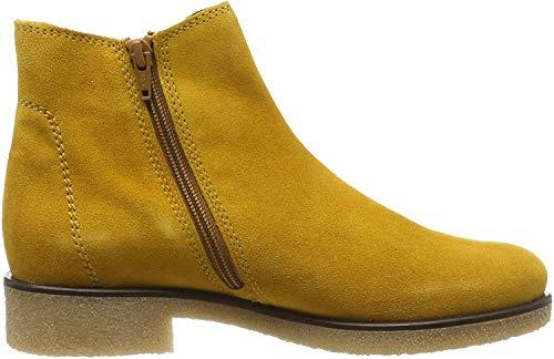 Gabor Shoes Damen Comfort Sport Stiefeletten, Beige (Herbst (Micro) 30), 39 EU