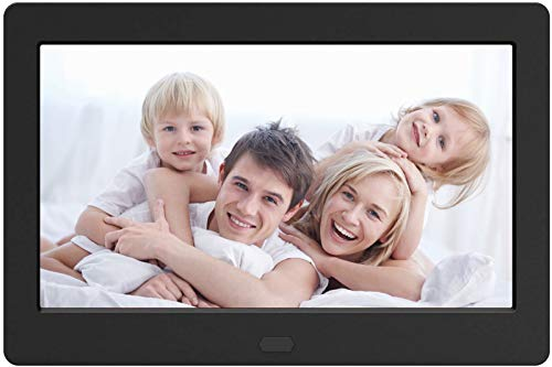 Digital Photo Frame 7 Inch, Rokurokuroku Digital Picture Frame with 1280x800 IPS...