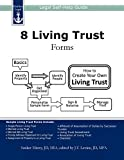 8 Living Trust Forms: Legal Self-Help Guide