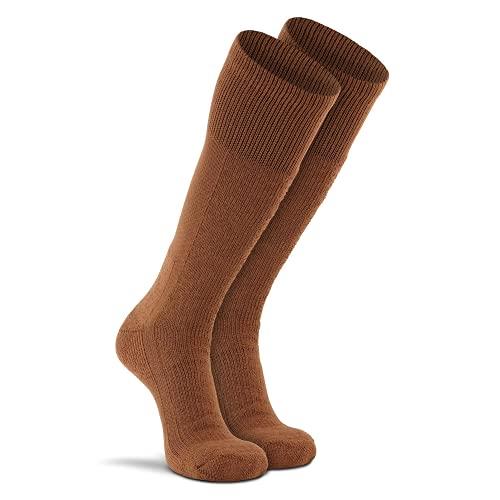 Fox River Socks für Erwachsene bei kaltem Wetter, mittelhohe Wadenhöhe, schwere Thermo-Socken mit hervorragender Feuchtigkeitstransportfähigkeit, Blattgrün – Größe XL
