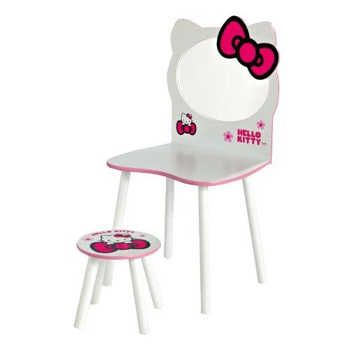 Comforium Tocador Design Hello Kitty Negra Blanco