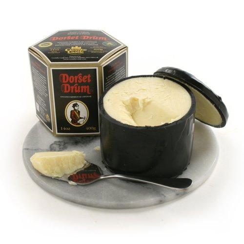 Dorset Drum English Farmhouse Cheddar (14 ounce)
