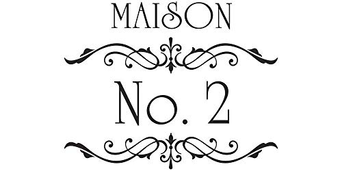 Möbeltattoo - Maison No.2 & Ornament Shabby Chic
