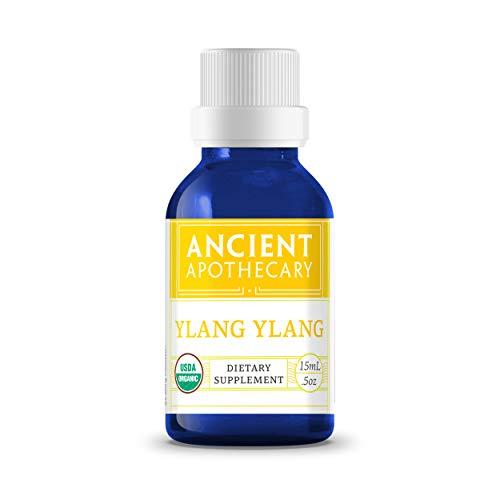 Ylang Ylang Organic Essential Oil