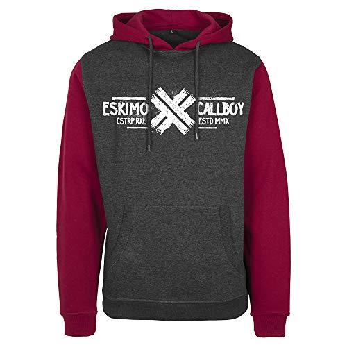 \m/-\m/ Eskimo CALLBOY - Hate us - Kapuzenpullover/Hoodie Größe M