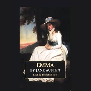 Emma [Blackstone] audiobook cover art