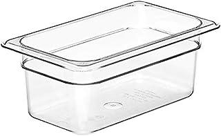 Cambro 44CW135 - Sartén para gastronorm, transparente