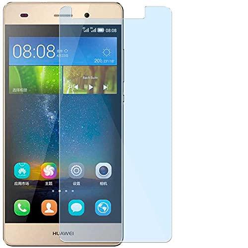 OcioDual Protector de Pantalla para Huawei P8 Lite ALE-L01 Cristal Templado Premium...