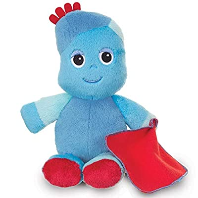 In the Night Garden Snuggly Singing Iggle Piggle Soft Toy, 29cm from Golden Bear Products Ltd