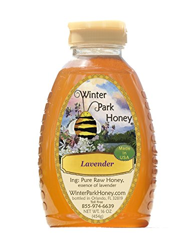 Winter Park Honey - Raw Lavender Honey (16oz)