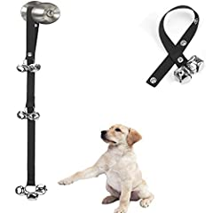 🔔You get what you pay for. Our Luckyiren's offer is reasonable and realistic. Visible Quality, excellent quality and reasonable price. Unlike those provide unimproved dog bells at high price, we consider more from the customer's point of view. 🔔We up...