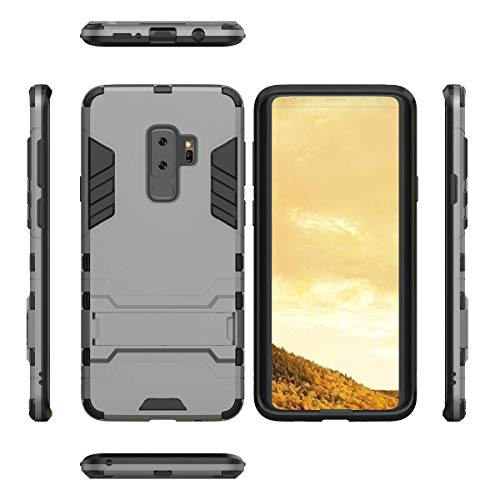 stengh Funda para Samsung Galaxy S9 Plus SM-G965F Observation Bracket Case Cover 6