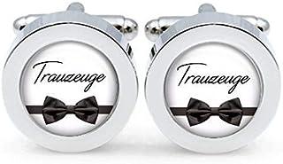 Manschettenknöpfe Trauzeuge Hochzeit Krawatte