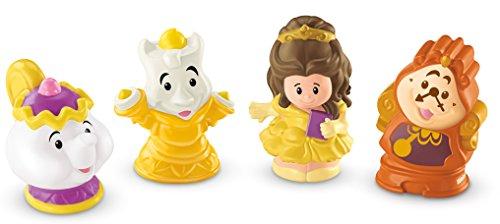 Fisher-Price Little People Disney Princess Belle & Friends