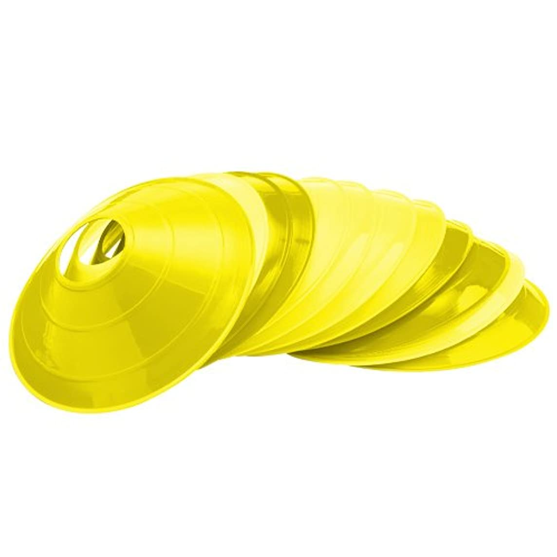 Gamecraft Yellow Low Profile Cones