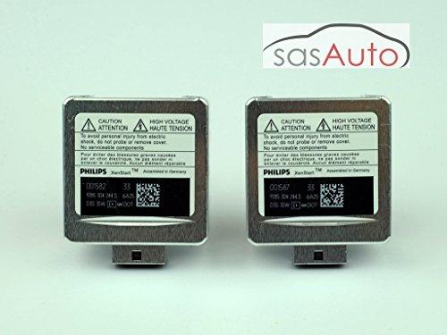 2x Original Philips D3S Xenon-Leuchtmittel XenStart 35W