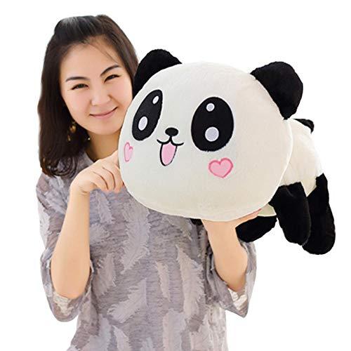 SILENCE 45 cm Panda Cuscino Mini Peluche Cuscino Animali di Peluche Cuscino di Peluche Cuscino Cuscino Bambola Regalo di San Valentino Regalo per Bambini