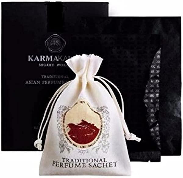 Karmakamet Asia Traditional Perfume Sachet RED TEA