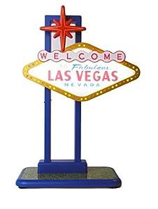 John N. Hansen Light-Up Las Vegas Sign by John N. Hansen Co. Inc.