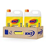 KH-7 Cocinas Desinfectante - Limpieza y Desinfección para la Cocina de Fácil Aclarado, Uso Diario, Fórmula sin Lejía con Aroma a Mandarina e Iris Blanco - Pack de 2 Unidades x 5 L