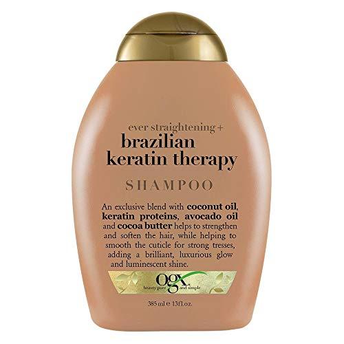 Organix Thérapie jamais droit Lissage brésilien Shampooing - 13 fl oz