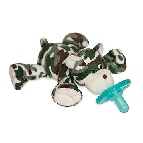 WubbaNub Infant Pacifier - Camo Bear