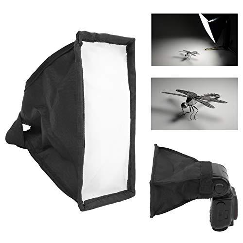 SONK Difusor de la Linterna de Softbox, Tapa de la cámara de Softbox de la luz del difusor de Flash para la Foto