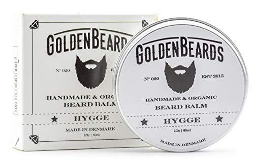 Golden Beards Kobenhavn BALM GROOMING OIL Baume pour Barbe Hygge 60M Bio sans Odeur FP-4LPJ-XQBQ