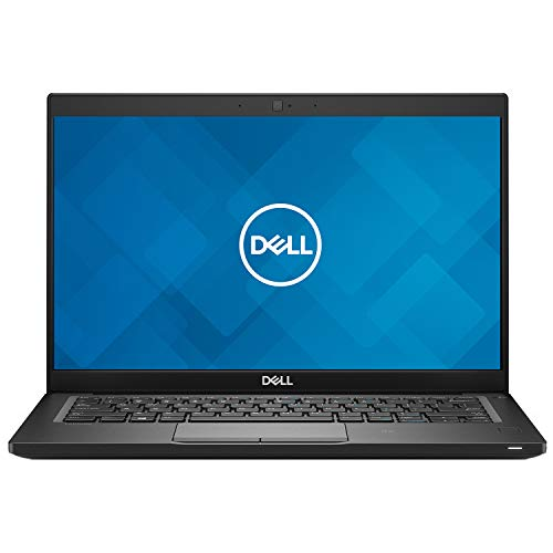 Dell Latitude 7390 2-in-1 Laptop, 13.3inch FHD WVA (1920 X 1080) Touchscreen, Intel Core i5-8350U, 8GB LPDDR3, 256GB Solid State Drive, Windows 10 Pro