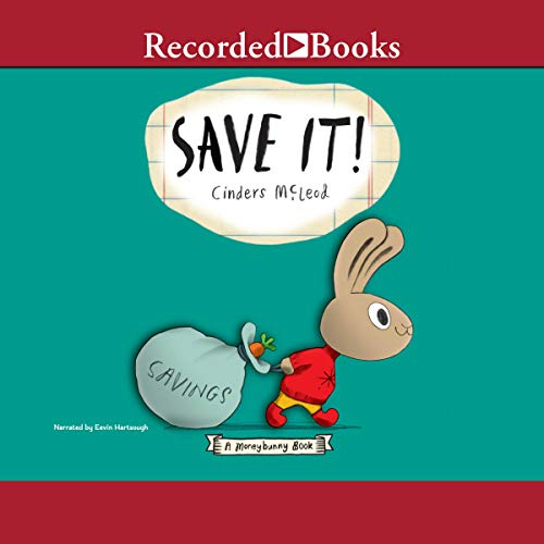 Save It! audiobook cover art