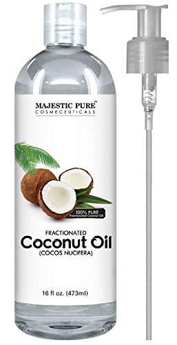 Aceite de Coco para MasajesRelajantes de Aromaterapia| Excelente Producto para el Cuidado de la Piel y el Pelo | Humectante y Suavizante