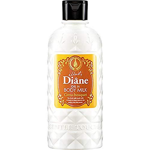 Moist Diane Oil In Body Milk 250ml - Citrus Bouquet (Green Tea Set)