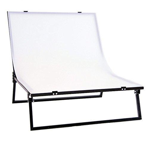 METTLE Table-Top Fototisch 100x66 cm für Produktfotografie Foto Video Studio-Fotografie