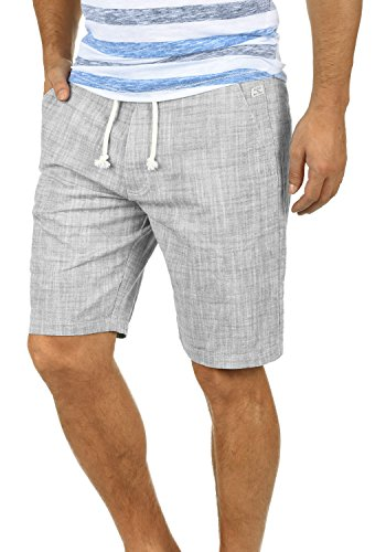 Blend Bones 20703655ME Shorts, Größe:L, Farbe:Granite (70147)