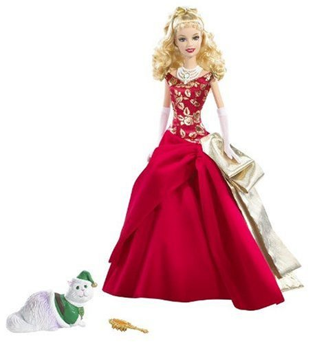 Barbie Natale Carol Doll