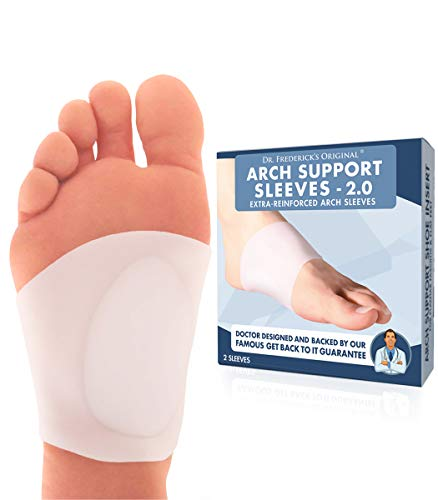 powerful Dr. Frederick's original arch supports 2.0 – Doctor-designed flatfoot arch support – 2…