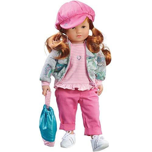 Käthe Kruse 0142809 Glückskind Pippi, pink