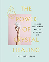 power of crystal healing book cover