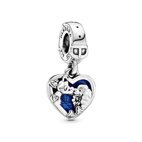 Pandora Bead Charm Donna argento 925_argento - 798634C01