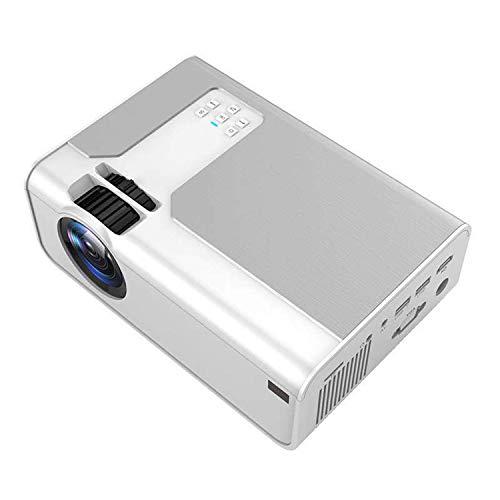 2020 Nuevo proyector de Video, 5000 Lumens Mini Portable...