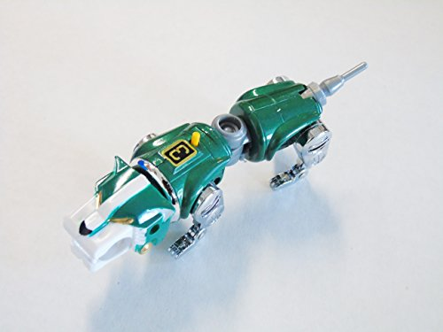 Die Cast Voltron Green Lion The Defender of the Universe