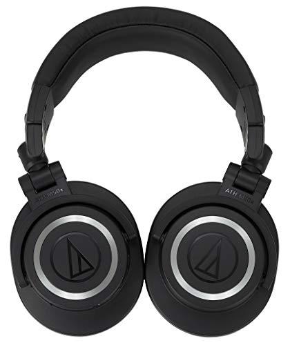 audio-technicaオーディオテクニカワイヤレスヘッドホンATH-M50xBTBluetooth5.0aptX・AAC対応ブラックATH-M50xBT
