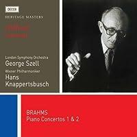 Brahms: Piano Concertos Nos 1 & 2 by Clifford Curzon (2009-03-31)