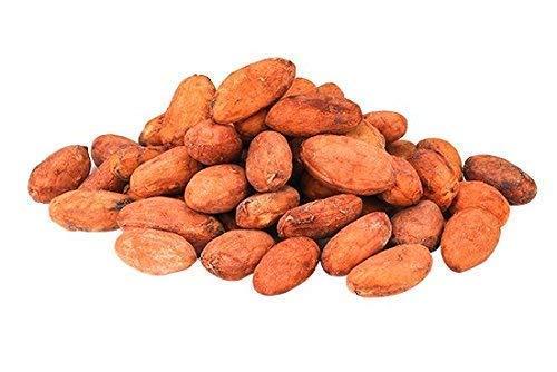 Semillas de Cacao con piel crudas Bio 1 kg biológicas Fairtrade habas de cacao criollo ecológicas 100% naturales organic raw Cacao Beans 1000g