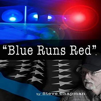 Blue Runs Red