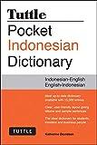 Tuttle Pocket Indonesian Dictionary: Indonesian-English English-Indonesian (Tuttle Pocket Dictionaries) - Katherine Davidsen