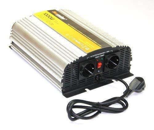 Spannungswandler Sinus USV 12V 1000/2000 Watt Inverter Wechselrichter