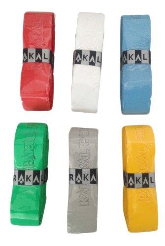 Karakal Griffband PU SUPER Grip yellow 4x Griffband