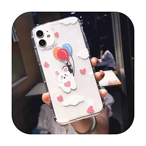Carcasa para iPhone 11 Pro Max X XS XR 7 8 Plus SE 2020, diseño de león
